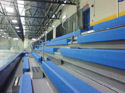 Contoured Seat Modules » RSL Manufacturing
